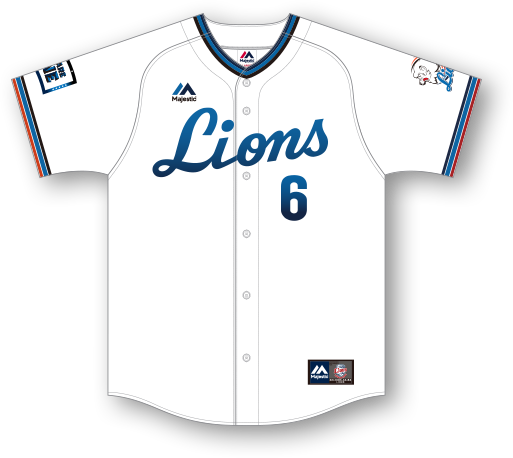 Lions 70th Anniversary Uniform